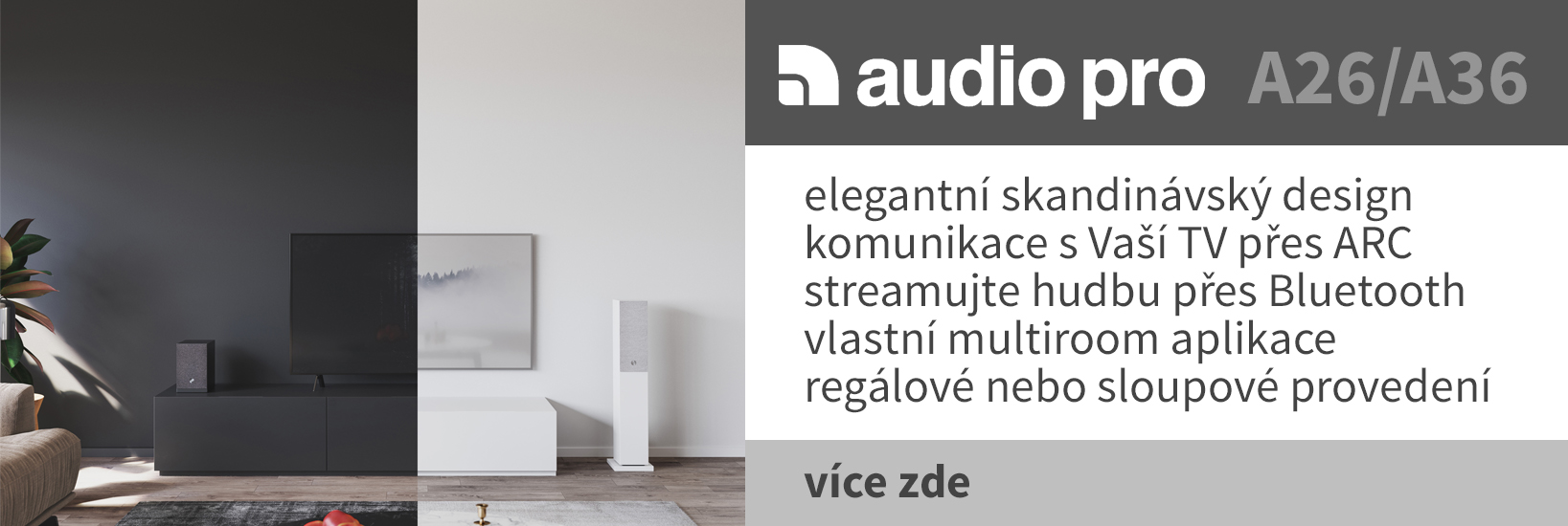 AudioPro A26/36